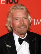 Richard Branson fotka